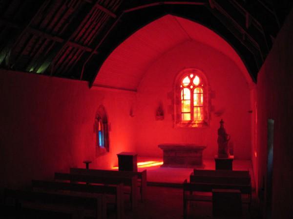 Saint Tugdual - Plougonver 2007 - vue d'ensemble du choeur