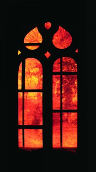 Saint Tugdual - Plougonver 2007 - maîtresse vitre