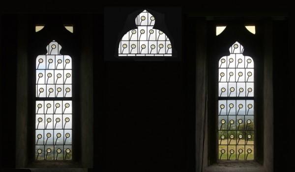 Saint Hervé - Pédernec 2011 - fenêtres nord (montage)