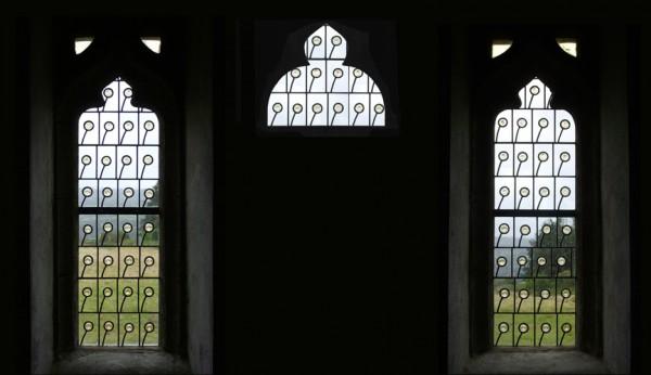Saint Hervé - Pédernec 2011 - fenêtres sud (montage)