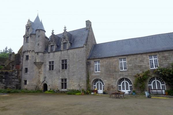 Château de Crenan - le foeil - 2018 - Vues extérieure
