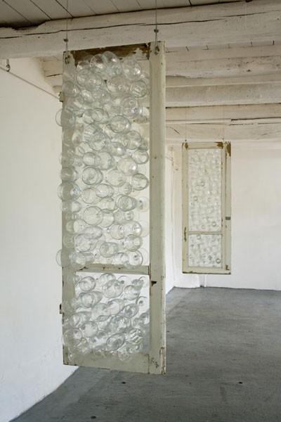 Transparents - verres - galerie Motul-le 2011